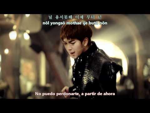 MBLAQ - It's war [Sub Español + Hangul + Romanización]
