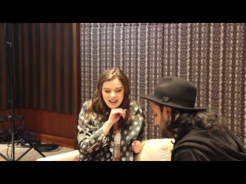 Sher's Mash-Up with Hailee Steinfeld