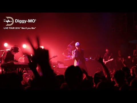 Diggy-MO' LIVE TOUR 2016