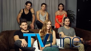 """Teen Wolf"" Cast Interview at Comic-Con 2015"