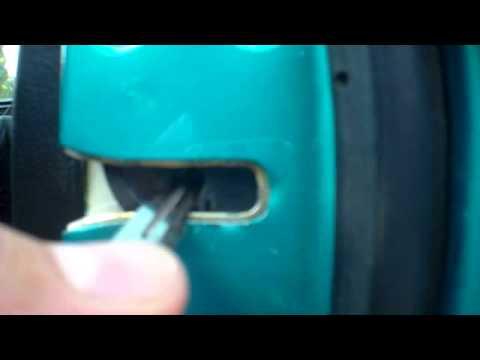 Door Latch: Door Latch Stuck In Open Position