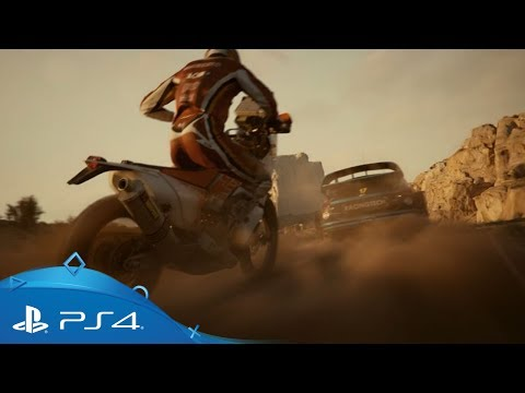 The Crew 2 | E3 2017-trailer | PS4