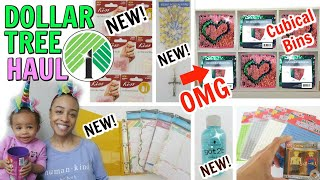 DOLLAR TREE HAUL! UNBELIEVABLE FINDS AND NEW ITEMS!