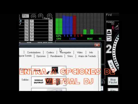 Master Tempo en Virtual Dj (Configurar)