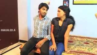 Beautiful Young Couple Enjoying At Home