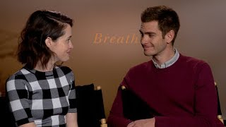 Andrew Garfield & Claire Foy Make The Perfect Hollywood Couple