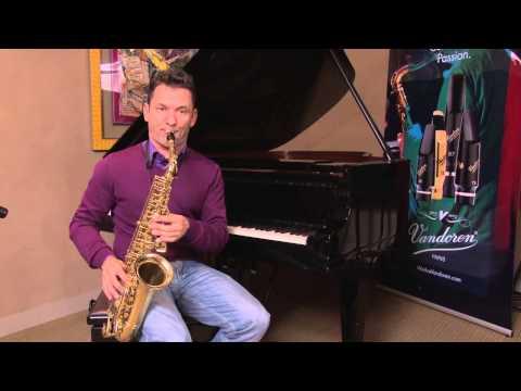 Vidéo pédagogique par Michael-Cheret (3/8) : le AL5 joué avec un phrasé Jazz