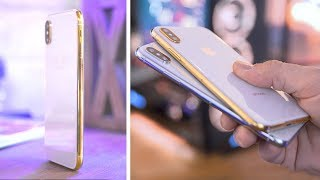How to get a Gold iPhone X!