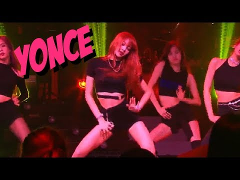 BLACKPINK YONCE   LISA FOCUS (HD) Choreograph by Kyle Hanagami