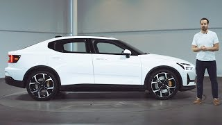 FIRST LOOK: Polestar 2 - Volvo's Tesla Model 3 Rival | Top Gear