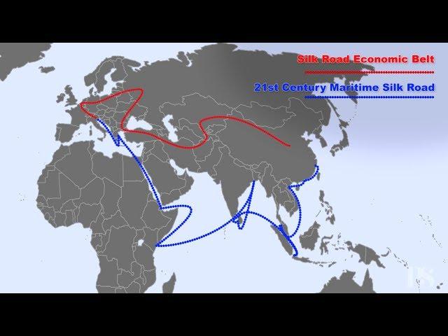 《大家論壇》哈佛視角:美國不應缺席中國的「一帶一路」