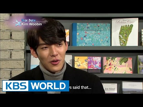 Guerilla Date with Kim Woobin (Entertainment Weekly / 2015.01.17)