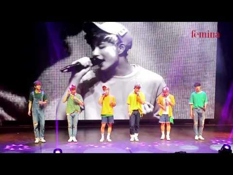 ASTRO - Kesempurnaan Cinta (Rizky Febian) - (Live at ASTRO The 1st Season Showcase in Jakarta)