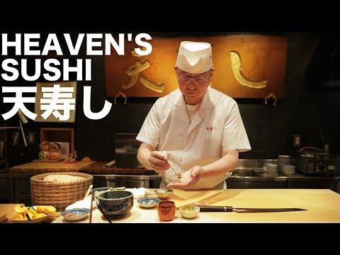 Tenzushi: The Sushi God of the South