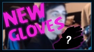 SHROUD UNBOXES THE NEW GLOVES