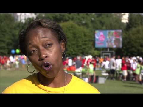 Olympians Jackie Joyner-Kersee and Gail Devers share the importance of Boys & Girls Clubs' Day for Kids, and how one day can change a child's future.
