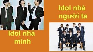 [Ba sợi mì]-[J4F]Idol nhà người ta và Idol nhà mình