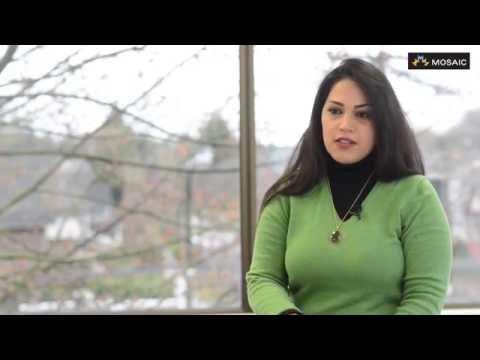 Saeideh from Iran