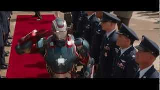 Iron man 3 :  bande-annonce