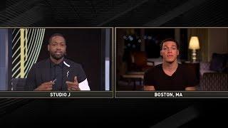 Shaq & Aaron Gordon Heated Debate on Dunk Contest   2020 NBA Dunk Contest Preview