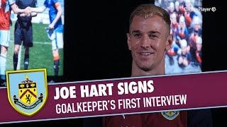 SIGNING | Joe Hart's First Interview
