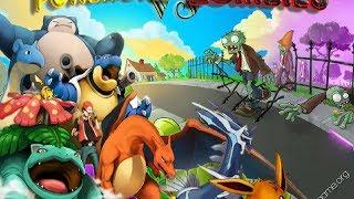 Pokemon Vs. ZOMBIE Phần 8 : Thử Thách Chỉ Dùng Pokemon Băng ??
