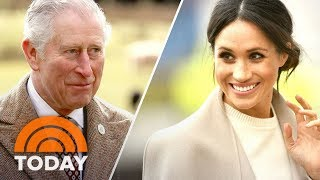 Royal Wedding: Prince Charles Will Walk Meghan Markle Down The Aisle | TODAY
