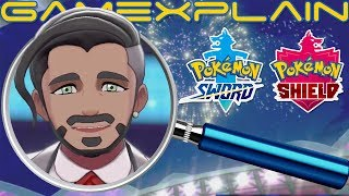 Pokémon Sword & Shield ANALYSIS - Gigantamax Reveal Trailer (Secrets & Hidden Details)
