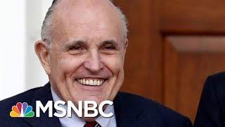 Joe: Rudy Giuliani Scored Cheap Political Point   Morning Joe   MSNBC