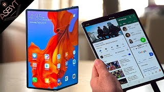 Huawei Mate X vs Samsung Galaxy Fold!
