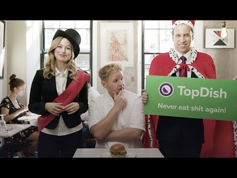 TopDish - Never Eat Bad Food Again