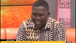 Government Unveils Ambitious Plan - AM Show Headlines on JoyNews (16-11-18)