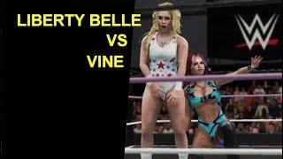 GLOW 1985 - Liberty Belle vs Vine - Knockout Match