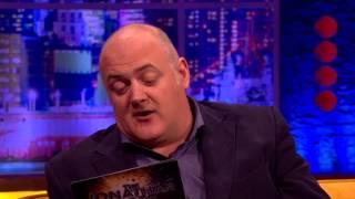 Dara O'Briain teaches Jonathan to speak Gaelic - The Jonathan Ross Show