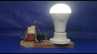 Free energy  Generator - New Science project simple 2018