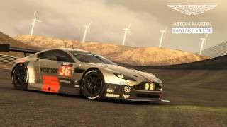 Project CARS - Aston Martin Track Kiegészítő