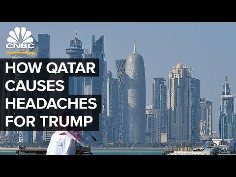 Why Qatar Is Causing Headaches For Trump