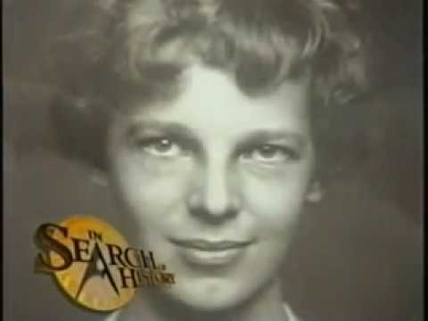 In Search Of History - The Mysteries Of Amelia Earhart (History Channel Documentary)