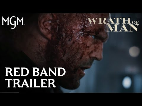 WRATH OF MAN | Official Red Band Trailer | MGM Studios
