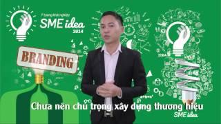 """""""5 sai lầm cần tránh khi khởi nghiệp"""" - Thầy Nguyễn Hoàng Khắc Hiếu & Huyền Lizzie"""