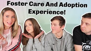 Foster Care and Adoption Experience | Q and A