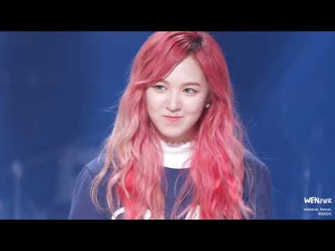 [FANCAM] 160329 레드벨벳 웬디(RedVelvet wendy) - who you are