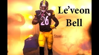 Le'veon Bell NFL Highlights [Gucci Gang] - Lil Pump