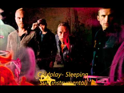 Coldplay - Sleeping Sun (instrumental)