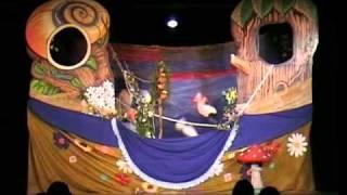 Vízipók-csodapók - Óperenciás Bábszínház