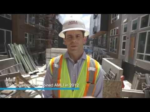 AMLI Residential Development Team