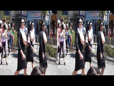 Bay To Breakers -Tit Nuns (YT3D:Enable=True)