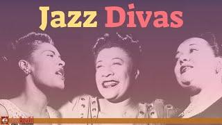 The Very Best of Jazz Divas: Billie Holiday, Ella Fitzgerald, Mildred Bailey
