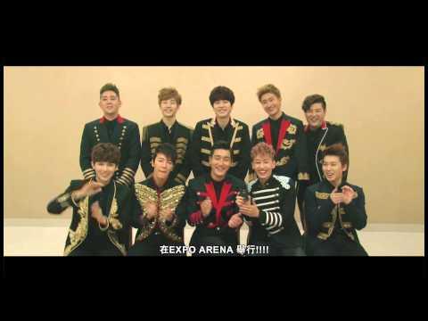 Super Junior Super Show 5 in Hong Kong Greetings