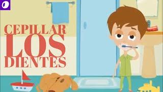 Canciones Infantiles - La mejor canción para cepillar dientes de tus hijos!